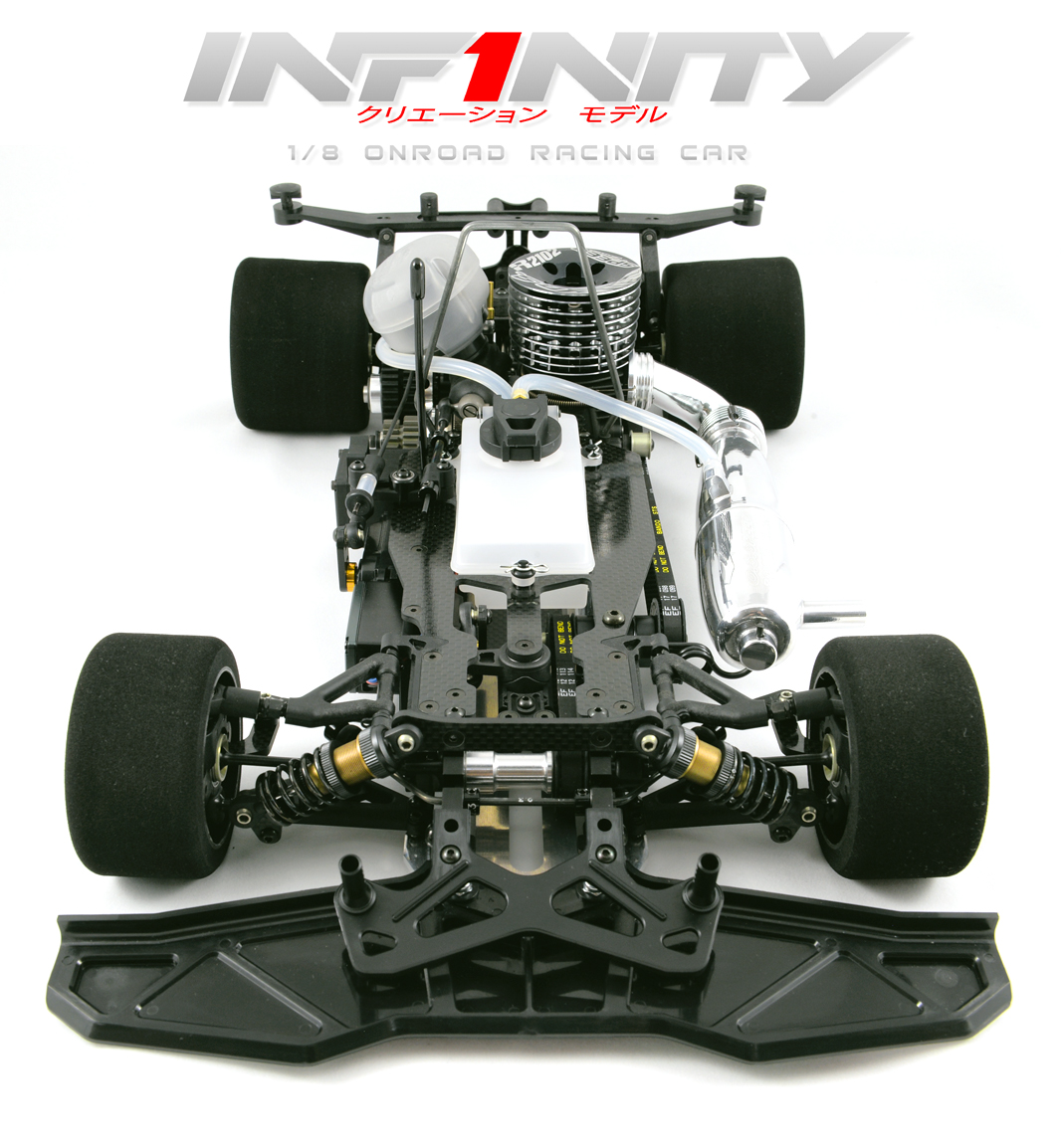 Infinity 1/8 On-road Kit