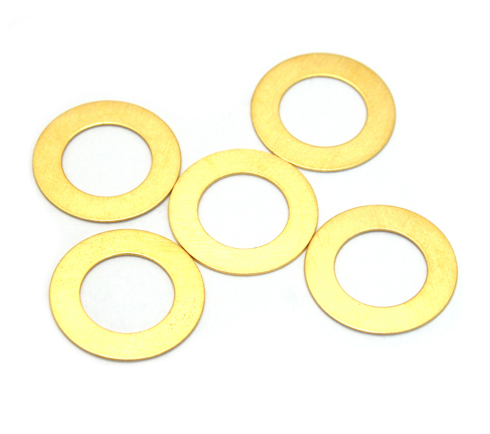 Brass shims 0.3mm 10pcs