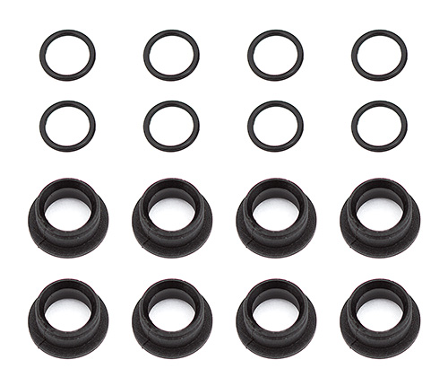 Associated RC10F6/12R6 SUSP Arm Pivot ball Bushings