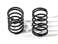 HPI Racing Shock Spring 14x25x1.4mm 6 coils Blue 2pcs