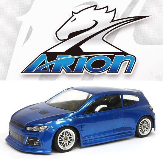 Arion S1-ROC GT M-Car Body Wb 225mm