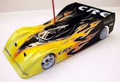 "Black Art 1/12 Racing body ""Black Market"""