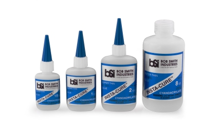 BSI Insta-Cure Super Thin Glue 1/2oz