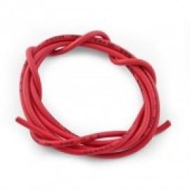 Balls Out 16G super flex wire Red 1m