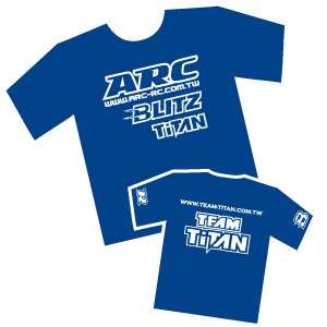 ARC Blue T-Shirt XL
