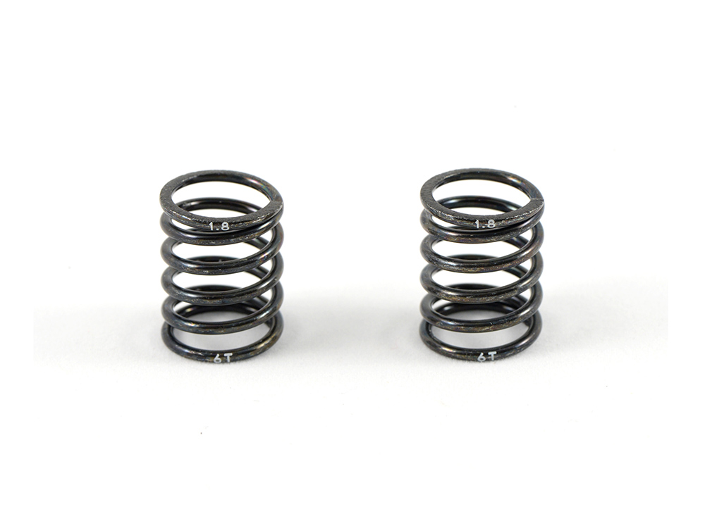Front Spring 1.8-6T 2pcs