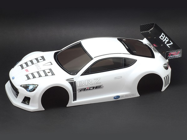 Ride Subaru BR-Z Body Pre-Painted White