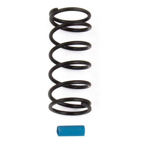 Associated RC12R6 Shock Spring Blue 12.4Lb/in