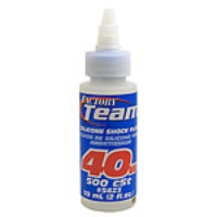 Silicone Shock Oil 40wt (500cst)