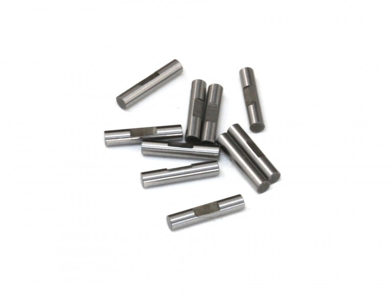 Destiny RX-10 2x10mm Shaft Pin with lock slot 10pcs