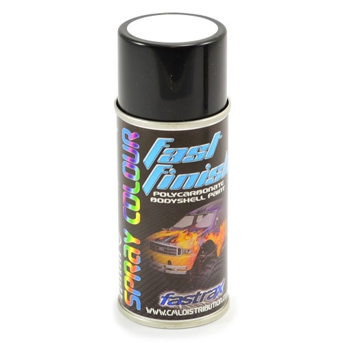 "FAST FINISH ""MATT EFFECT"" Bodyshell Varnish 150ml"
