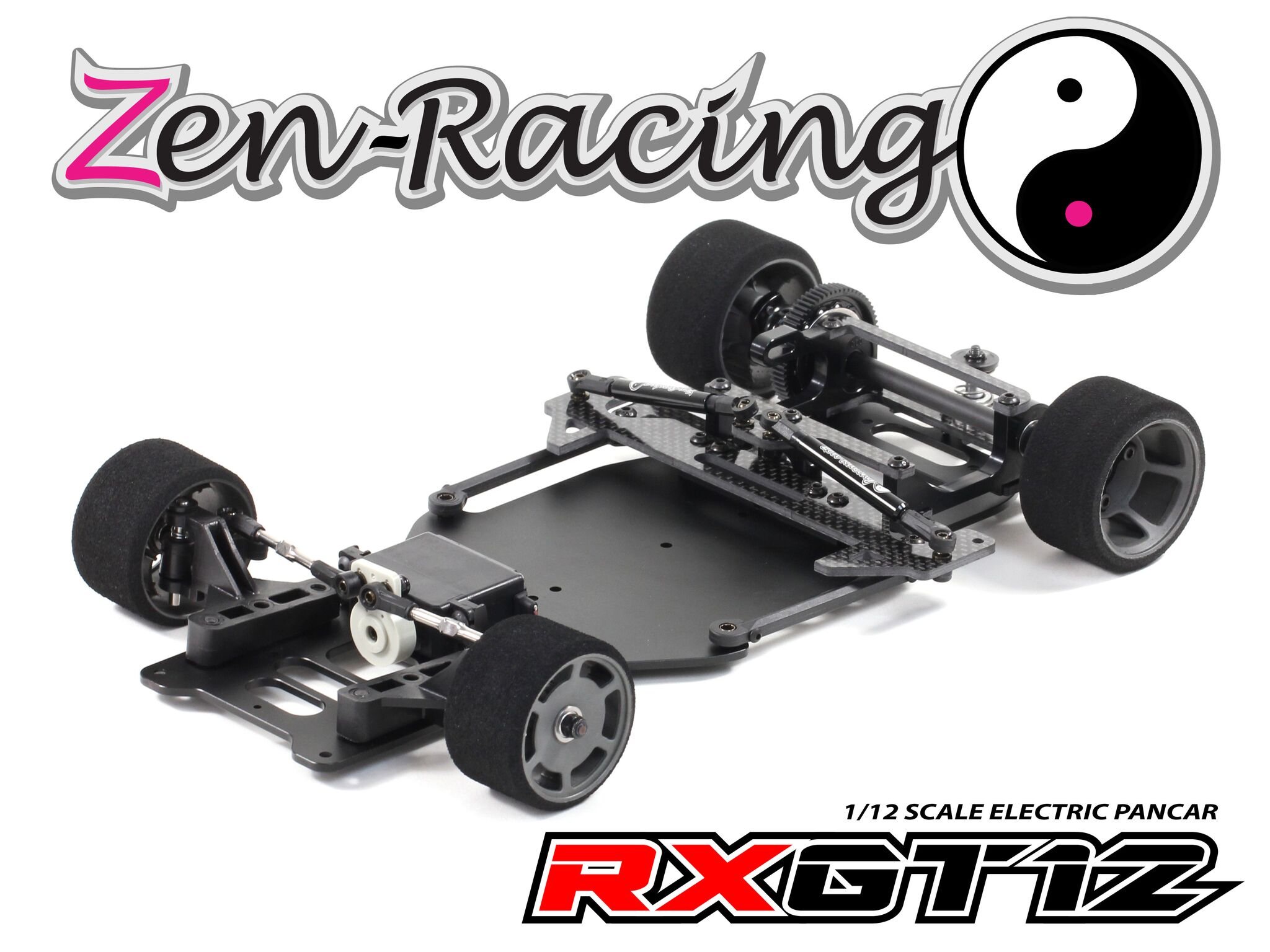 RXGT12 Race kit with Carbon Chassis