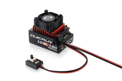 Quicrun-10BL120-Sensored ESC