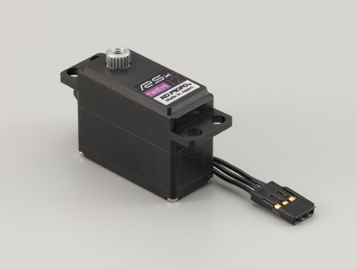 RSx3-12 Digital Servo