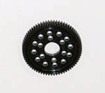 64T 48dp Spur Gear with diff balls
