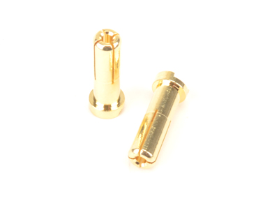 5mm Plug Flat type 2pcs