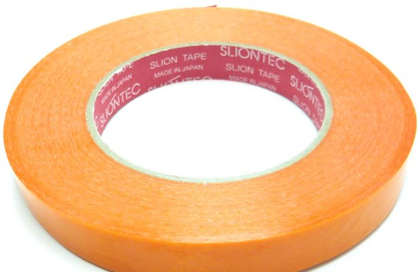 Strapping Tape (Orange) 50m x 15mm