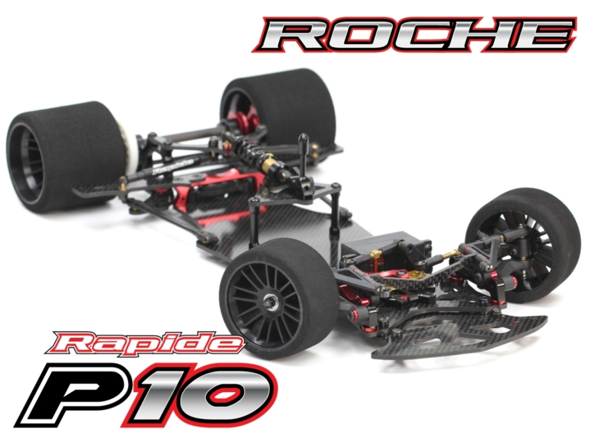 Roche Rapide P10 1/10 200mm Competition Kit