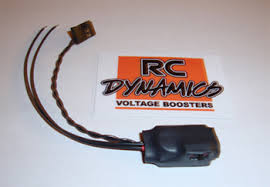 RC Dynamics Voltage Booster