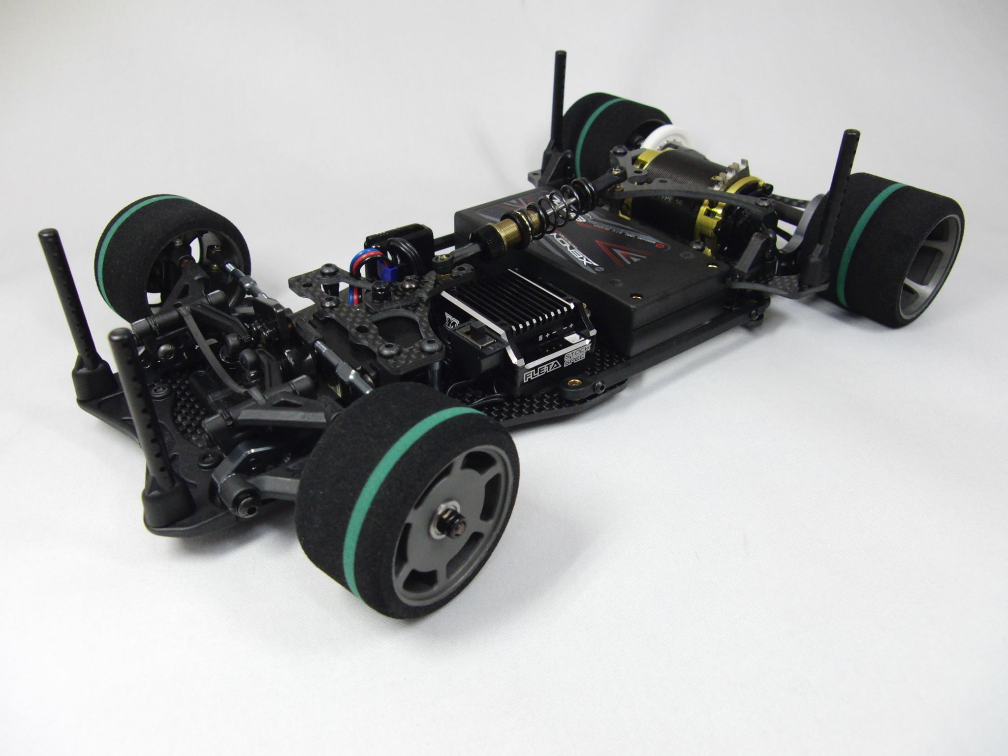 Destiny VD-12 1/12 Scale Competition Racing