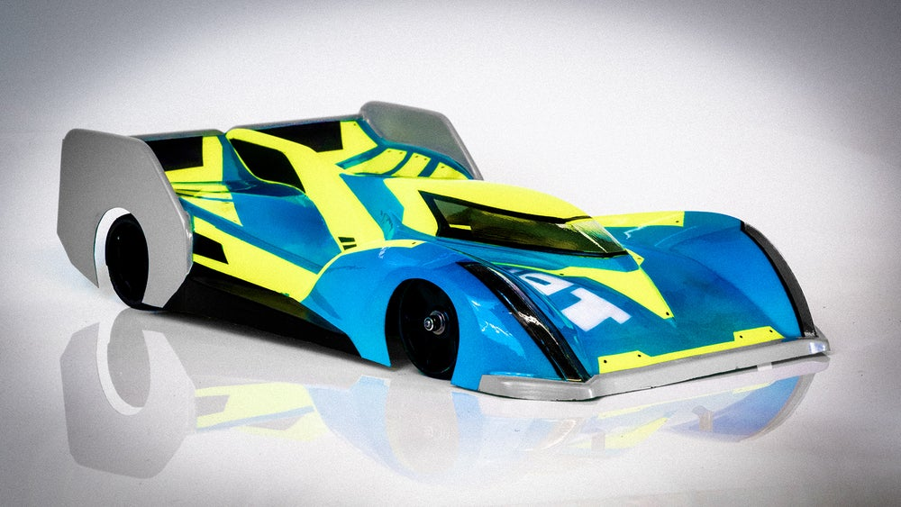 Phats Electra 12th LMP bodyshell