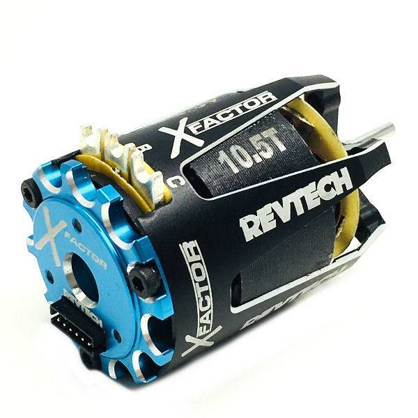 X Factor 10.5T Brushless Motor