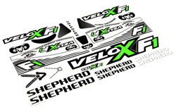 Shepherd Decals Velox F1