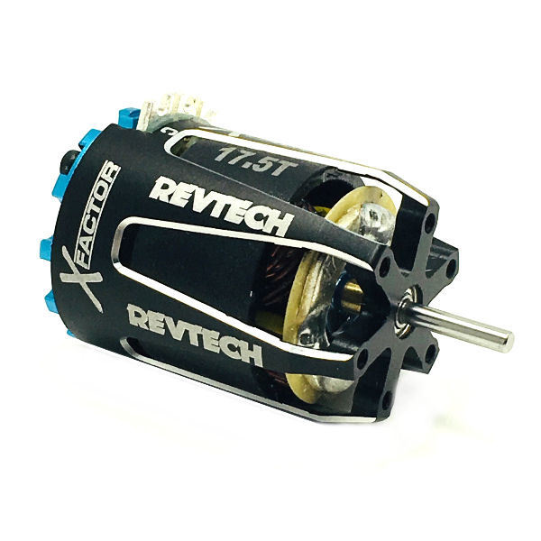 X Factor 17.5T Brushless Motor