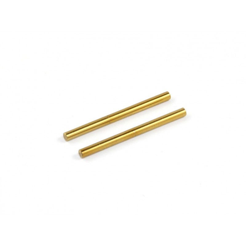 P12 2mm Upper Hinge Pin Titanium Coated 2pcs