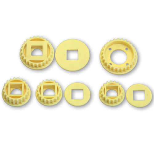 V10 Kevlar Pulley Set