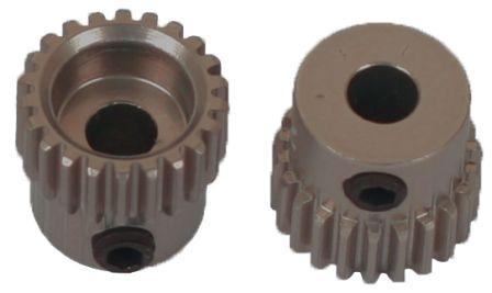64dp 22T Aluminium Pinion /Ultra Series