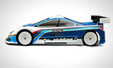 BLITZ SQ4 1/10th 190mm Touring Car Body-shell