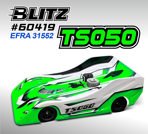 Blitz TS050 0.8mm Light version