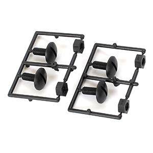 R8 Body Mount Screw set