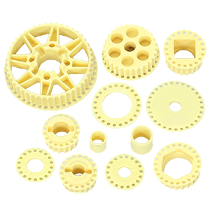 R8 Kevlar Pulley Set