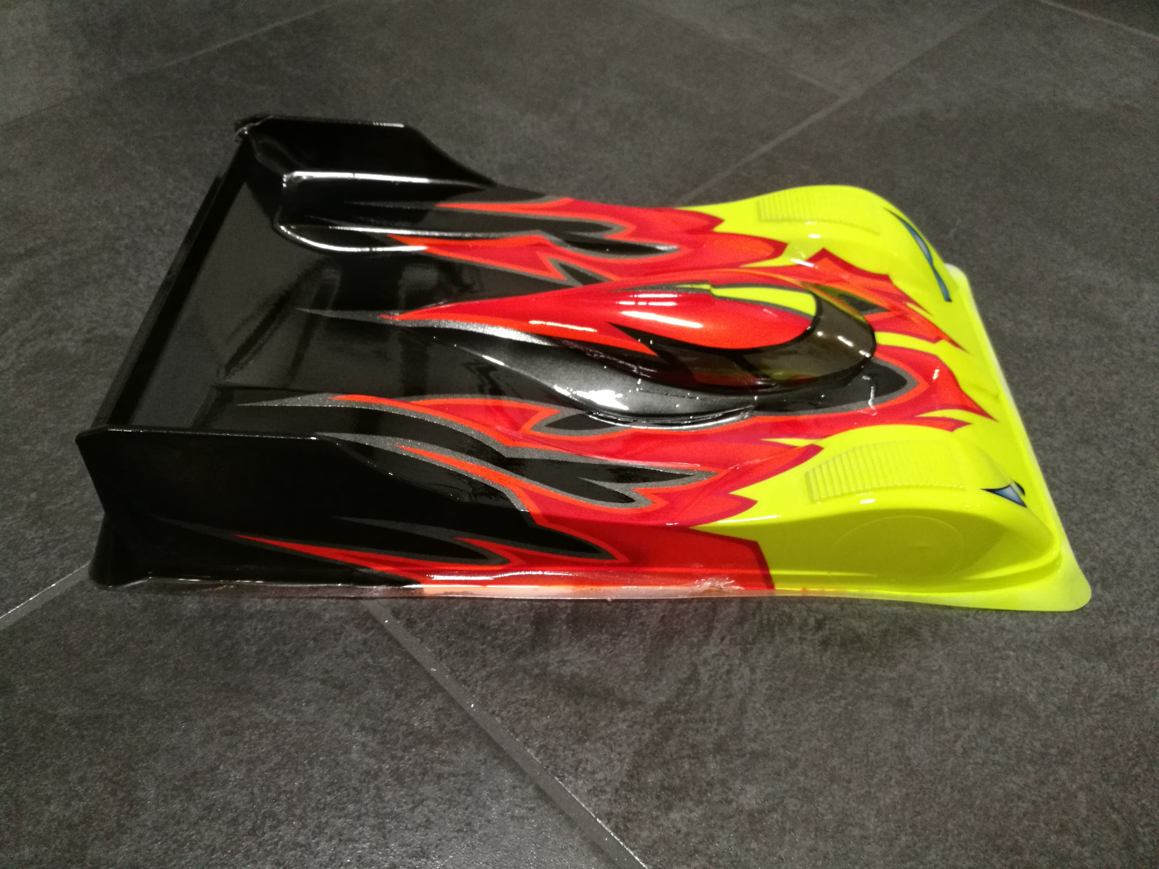 Black Art 1/12 Racing body Light Weight Super Speed