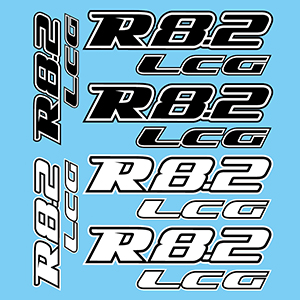 ARC R8.2 lcg Decals