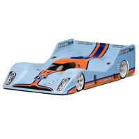 Protoform AMR-12 PRO-Light Weight Bodyshell for 1/12th Circuit