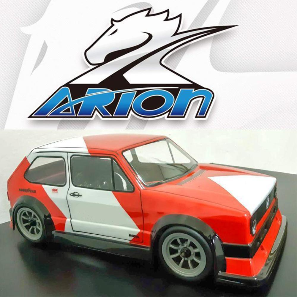 Arion GLF GTi Mk1 M-car Body Wb 210mm