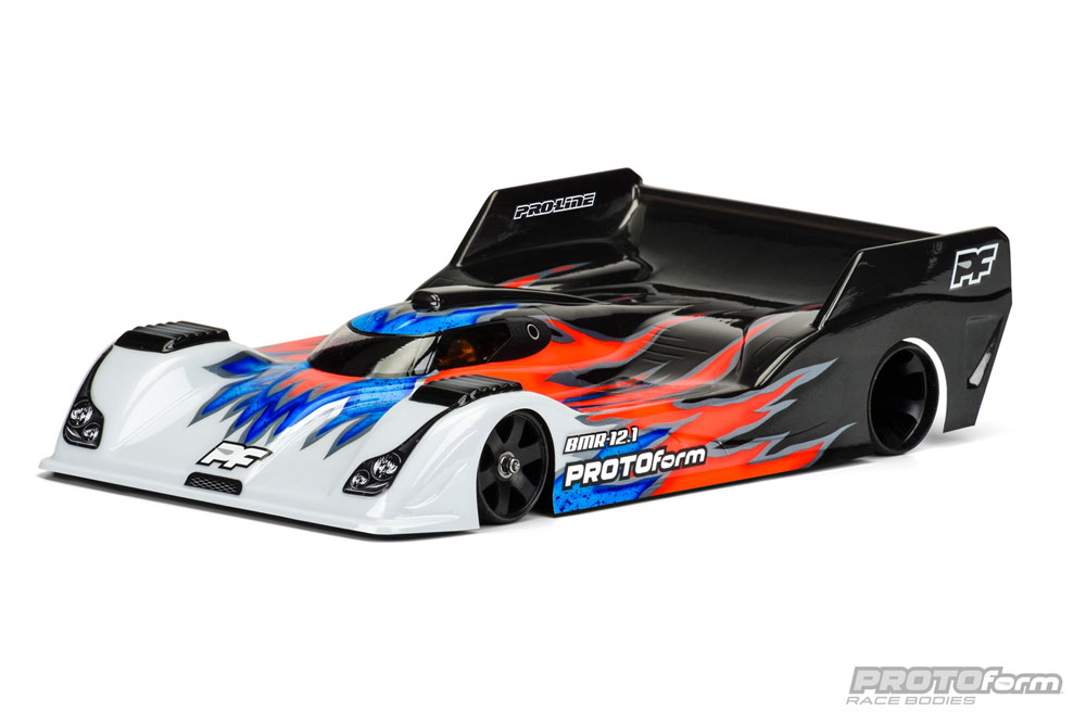 Protoform BMR-12.1 L/Weight 1/12 LMP Body