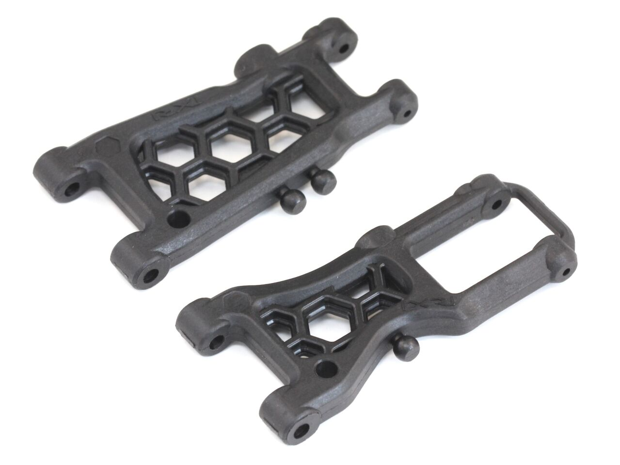 Destiny RX-10s  FR/R Suspension Arm set GRAPHITE