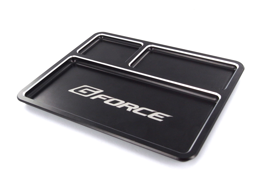 GForce Parts Tray Black