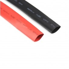 POWER lead Heat Shrink RED and Black