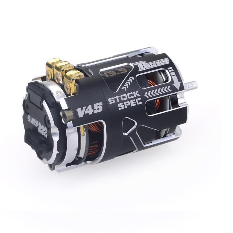 SURPASS V4S 13.5T ROCKET SENSORED STOCK MOTOR