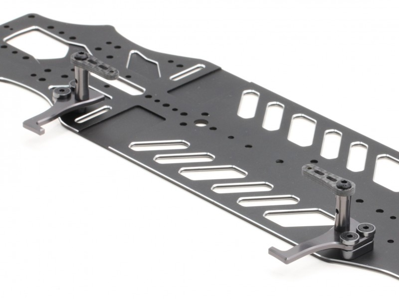 RX-10S/SR Aluminum Battery Bracket Set (V2)