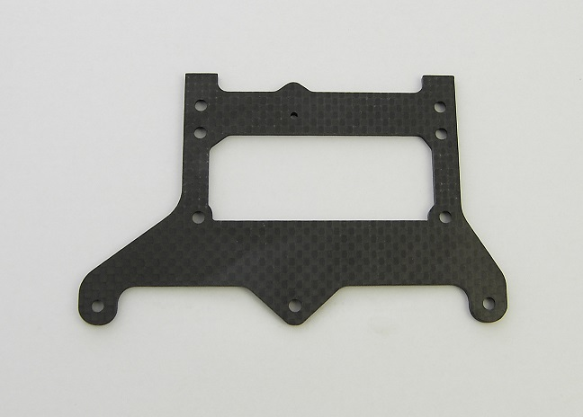 ZEN Pod Serpent S120 LTX Carbon Lower Plate