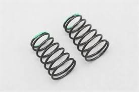 Yokomo R12C3 Side Springs Ultra soft Green
