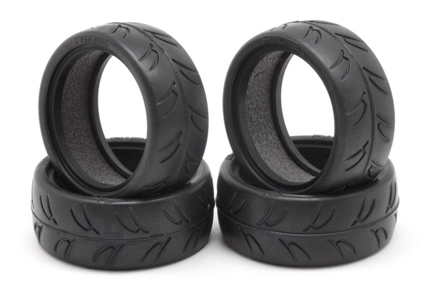 Ride 1/10 Slick Type Tire Precut 24mm with LT Inner Set