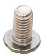 Titanium Screw Ball Head 3mm x 6mm