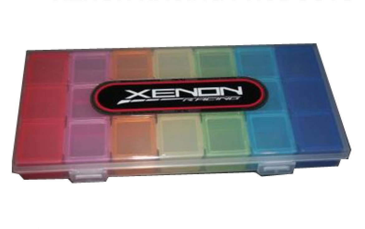 Xenon Small Plastic Case Set Type A